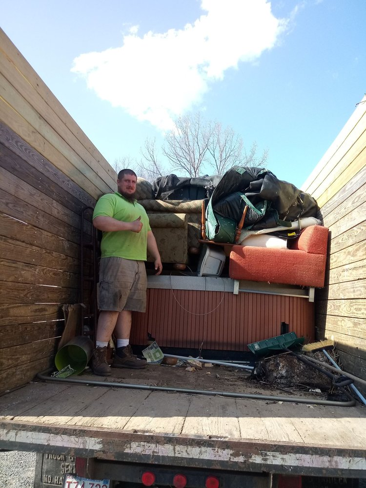 Clean and Green Junk Removal: Springfield, MA