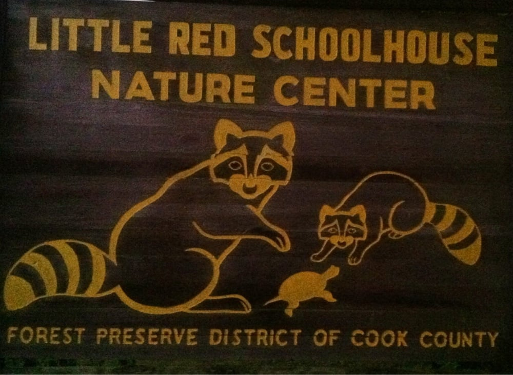 Little Red Schoolhouse Nature Center Willow Springs Il