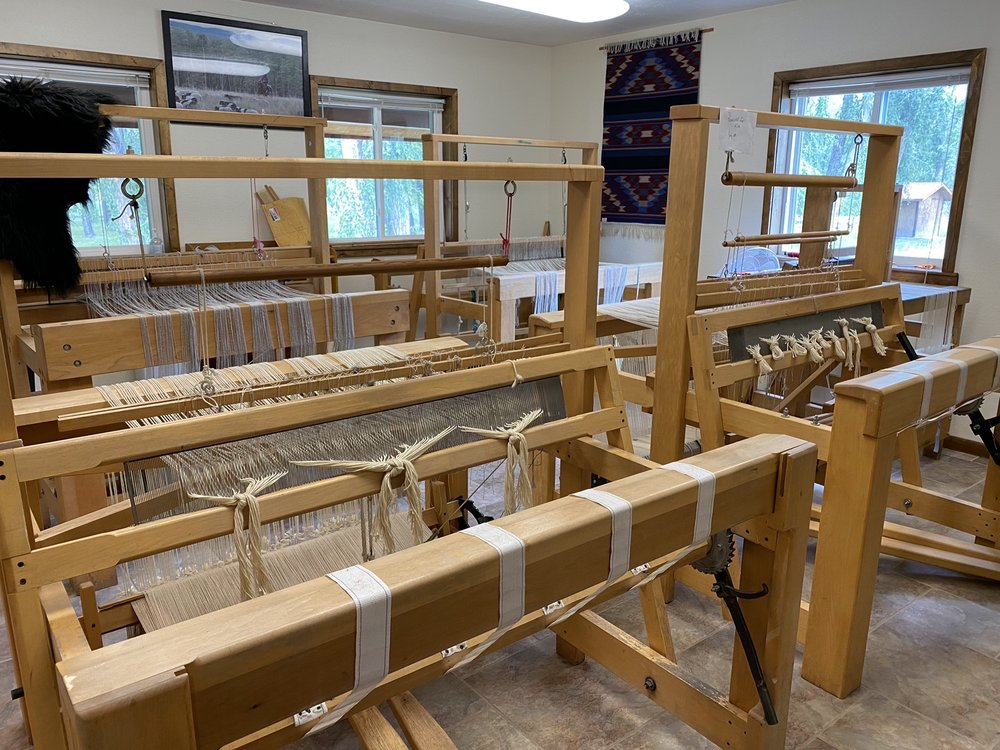 Tierra Wools: 91 Main St, Los Ojos, NM