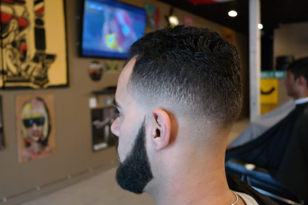 low fade haircut numbers los barberos classic barbershop 55 photos amp 34 reviews 3266 | o