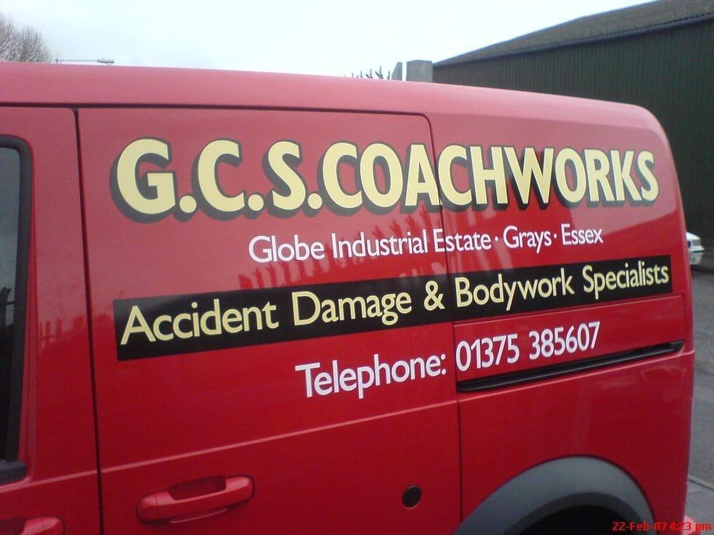 G C S Coachworks: Unit 5, Grays, THR