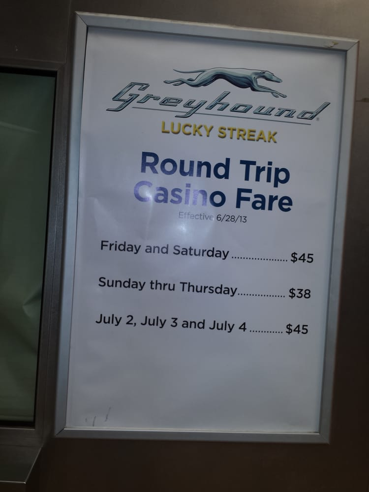 Atlantic bus casino city greyhound schedule fun money casinos
