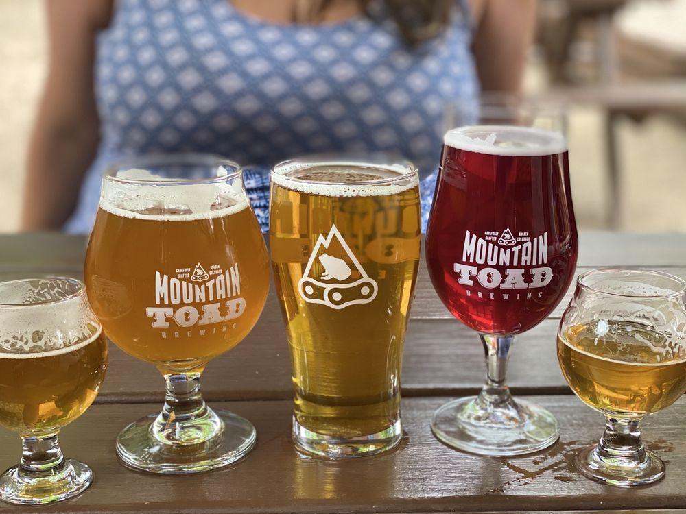 Mountain Toad Brewing: 900 Washington Ave, Golden, CO