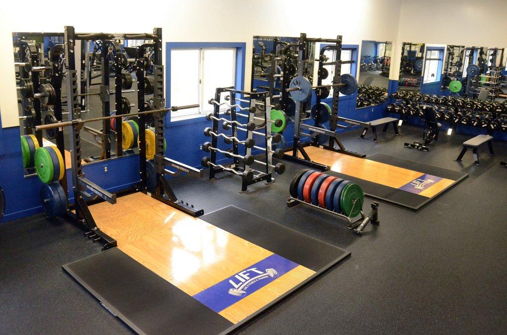Live It Fitness & Training: 321 Clark St, Auburn, NY
