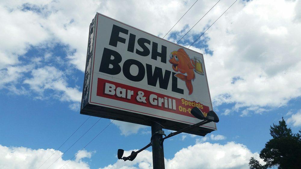 Fishbowl Bar: 30799 Hwy 35 77, Danbury, WI