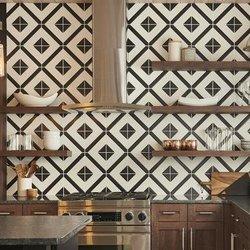 Photo Of Ceramic Tile Center Santa Rosa Ca United States Patterned Backsplash