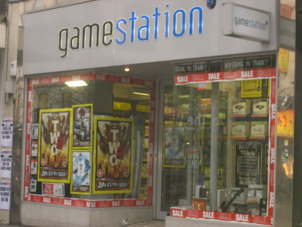 Feel Like Pure Shit Just Want Gamestation Back x O