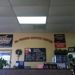 McFadden Service Center