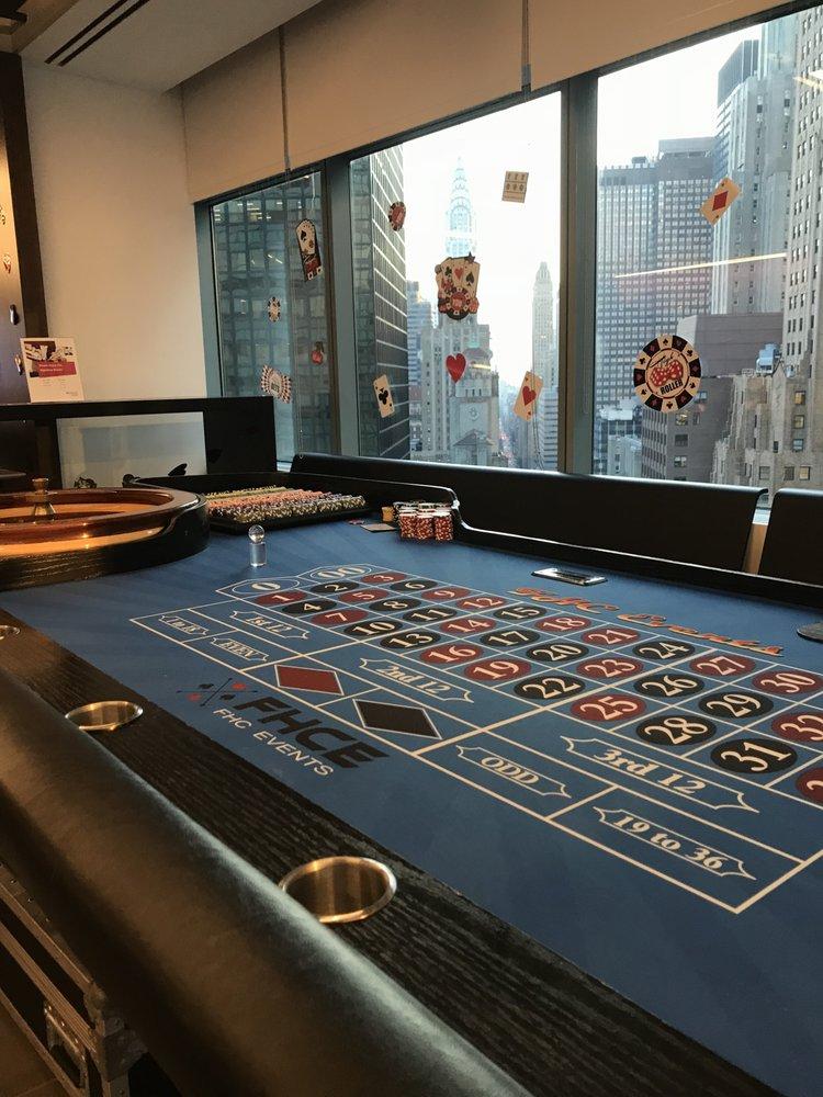 FHCE Casino Party Rentals: 58 Ave C, New York, NY