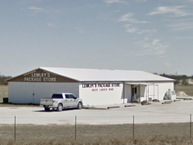 LEMLEY'S PACKAGE STORE: 11457 State Highway 337, Graford, TX