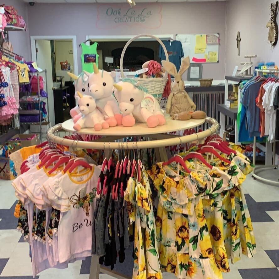 Ooh La La Creations: 15 Main St, Alexander City, AL