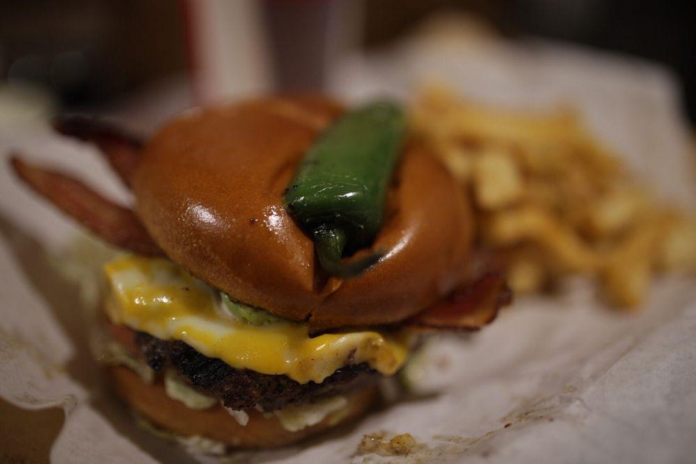 Brooks Burgers