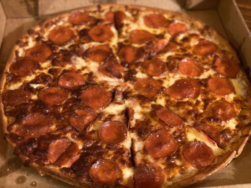 Redfish Pizza Co: 224 S Hollywood Rd, Houma, LA
