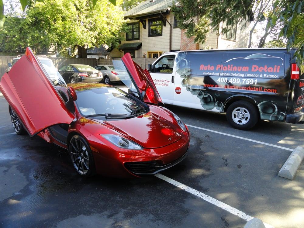 Car Wash Near Palo Alto