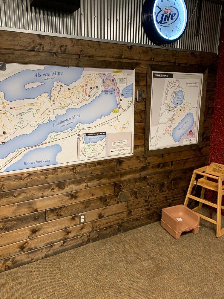 Trailside Tavern: 212 W Main St, Crosby, MN