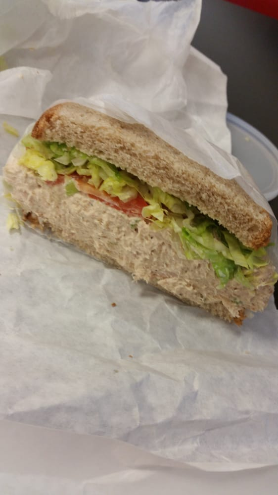 Supreme Sandwiches Very Fresh Salads And Incredible
