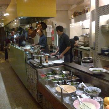 Rutabaga ferm 48 photos 51 avis caf s chauss e for Cuisine ouverte tard