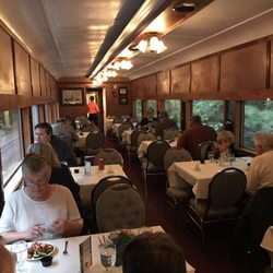 spooner dinner train coupons