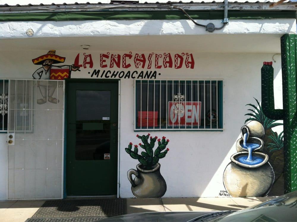 La Enchilada Michoacana