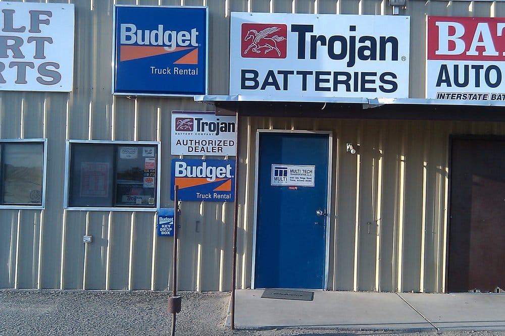 Budget Truck Rental: 6147 E Gila Ridge Rd, Yuma, AZ