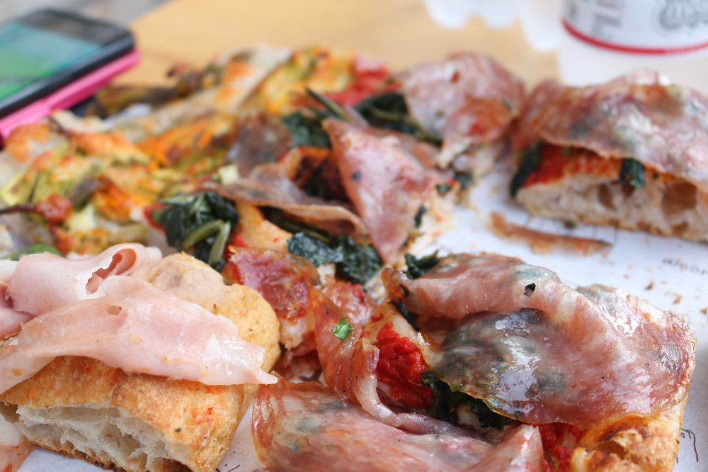 Pizzarium Gabriele Bonci
