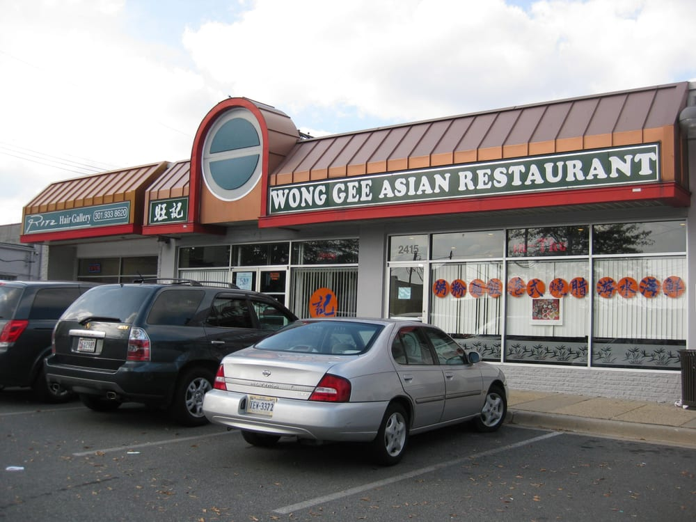 photo of wong gee asian restaurant wheaton md united states the