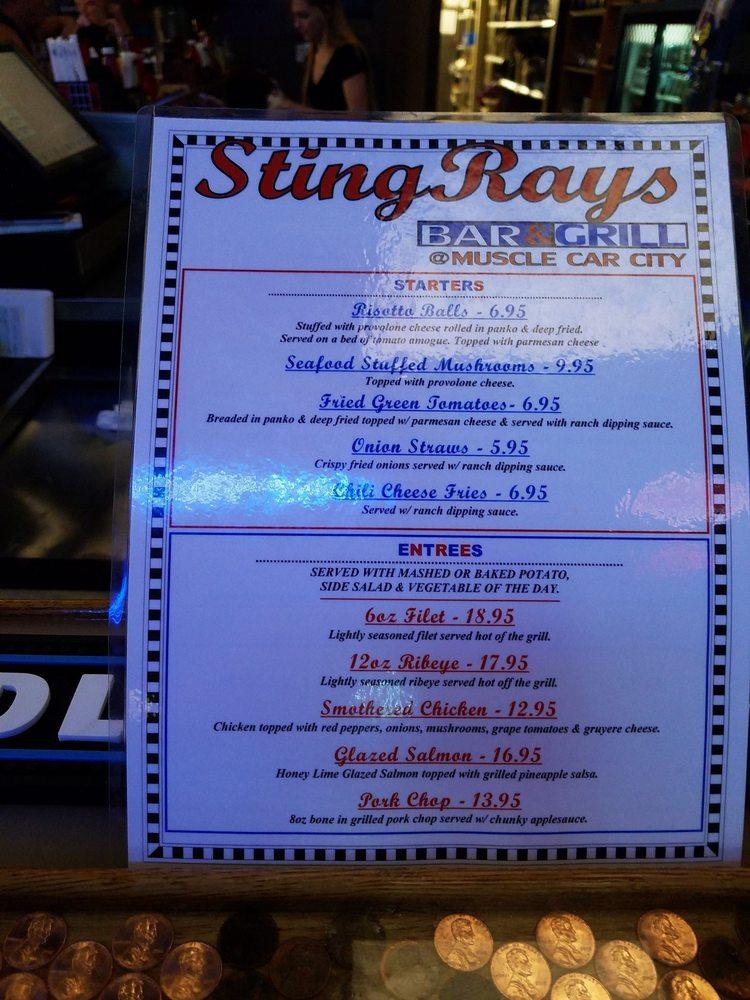 Sting Ray's Bar & Grill: 10175 Tamiami Trl, Punta Gorda, FL