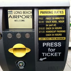 Photo Of Long Beach Airport Parking Ampco Ca United States