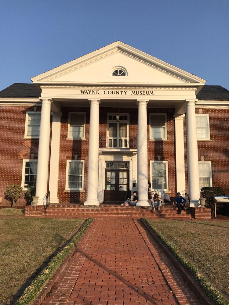 Wayne County Historical Association: 116 N William St, Goldsboro, NC