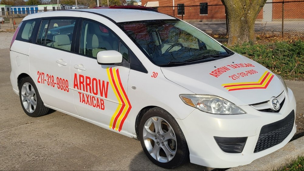 Arrow Taxicab Service: Urbana, IL