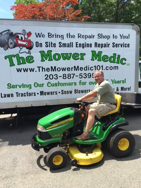 The Mower Medic: 34 Tyler st Ext, East Haven, CT