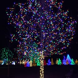... Photo De Hudson Gardens Littleton Co · Lights ...