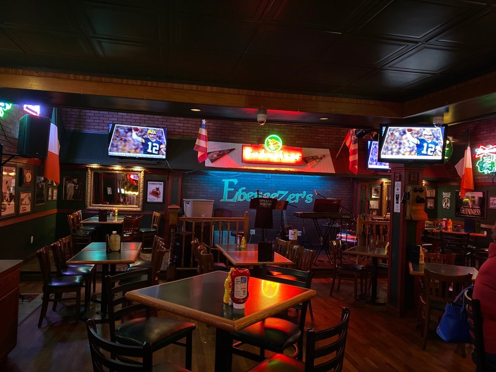 Social Spots from Ebeneezer's Eatery & Irish Pub