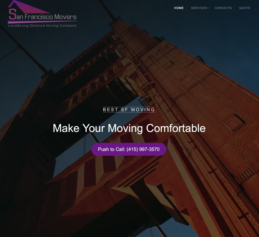 Movers Quote San Francisco Movers Local & Long Distance Moving Company  15