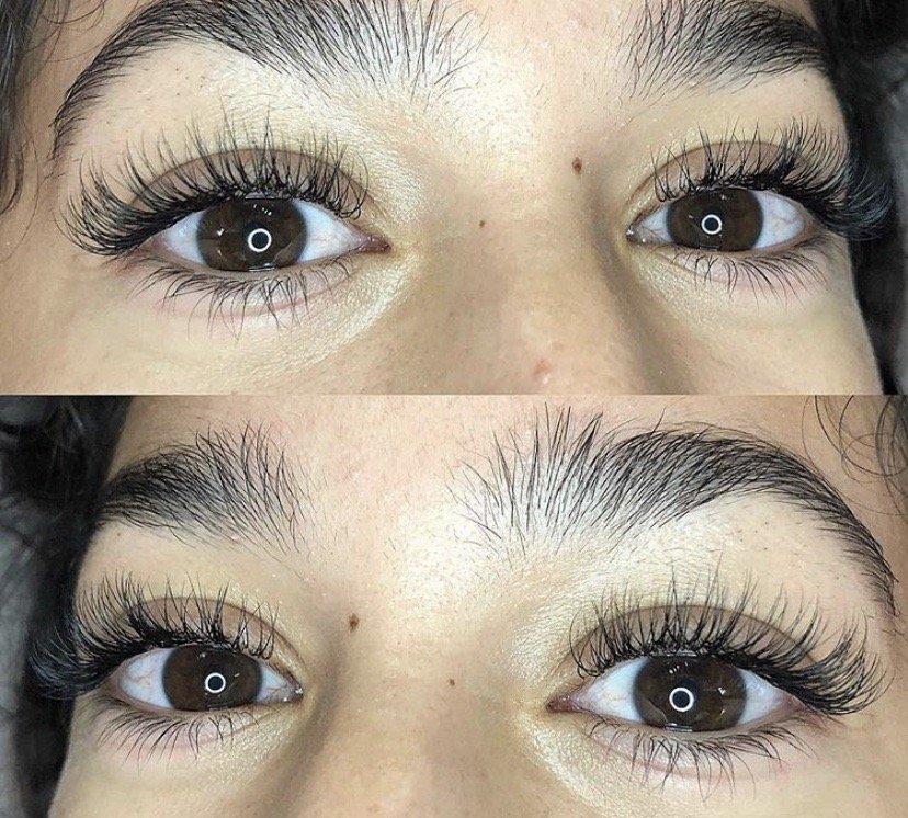 Classic lashes by Amanda - Yelp