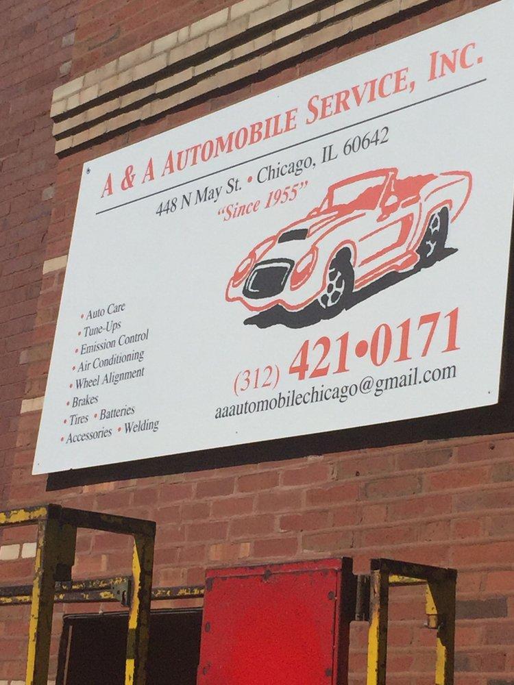 A & A Automobile Service