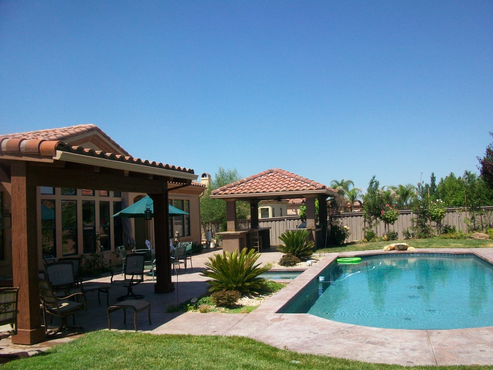 Photos for a 1 pools landscaping yelp for Pool builders yuba city