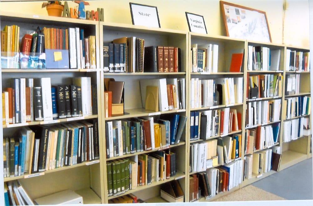 Wythe County Genealogical and Historical Association: 165 S 11th St, Wytheville, VA