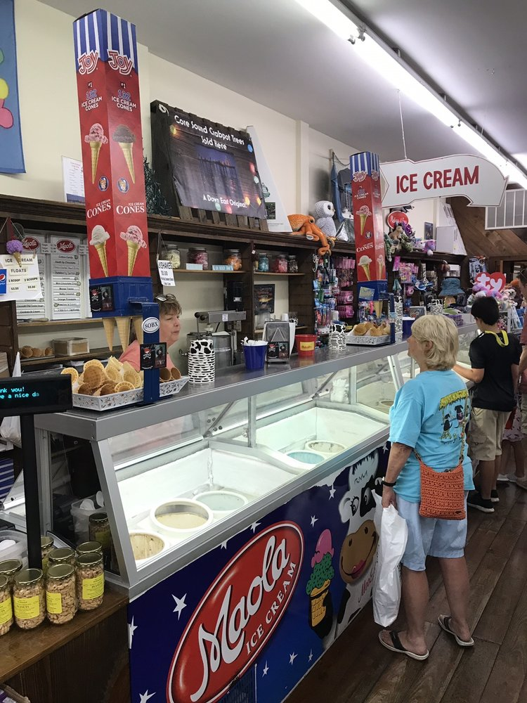 The General Store: 515 Front St, Beaufort, NC