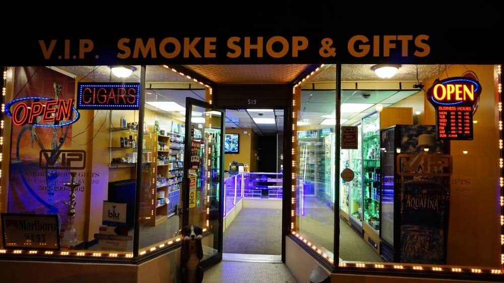 VIP Smoke Shop & Gifts - Tobacco Shops - 519 S 3rd St