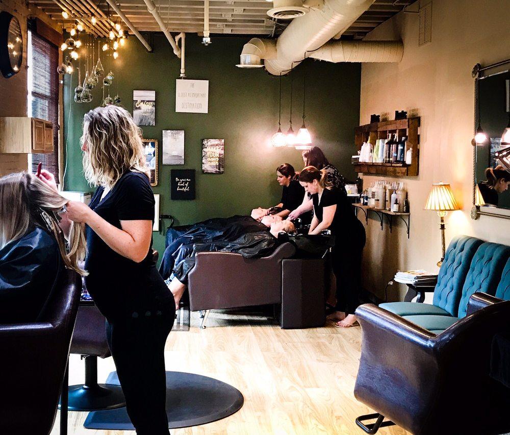 Healing Elements Spa and Salon: 222 Water St, Binghamton, NY