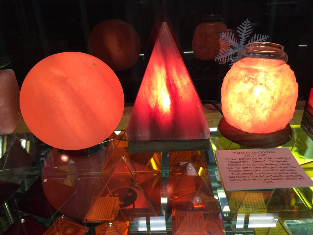 Salt Lamps In Usa : Salt lamps. - Yelp