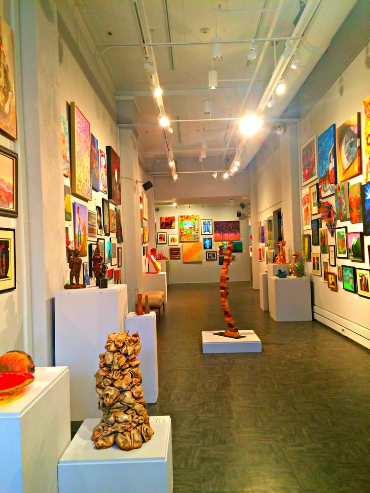 The Galleries at CSU