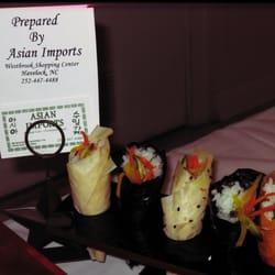 food imports Asian