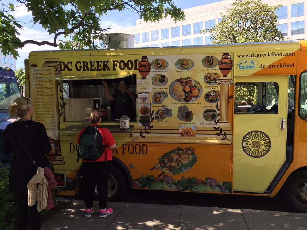 DC Greek Food Truck: Washington, DC, DC