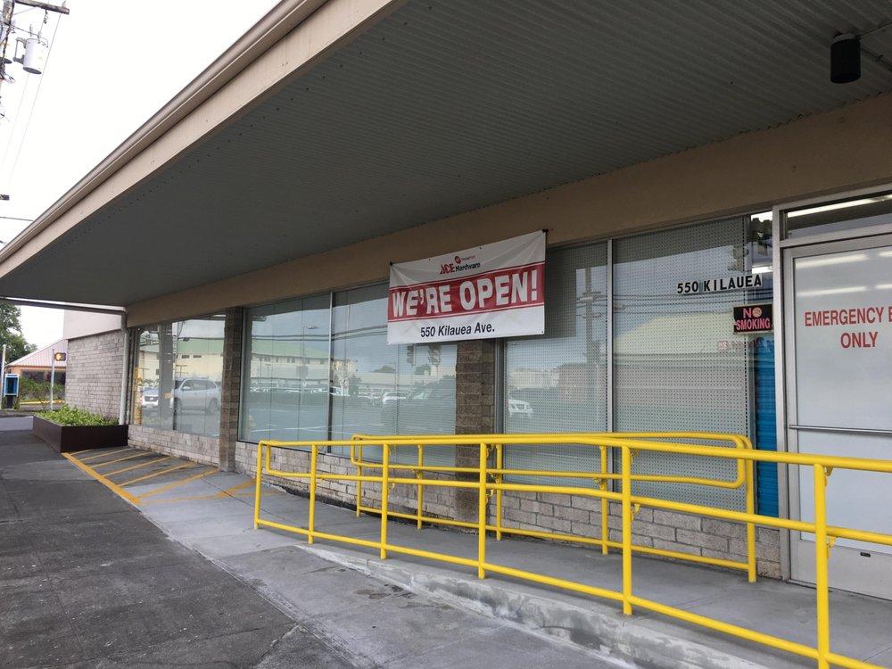 Hilo Ace Hardware: 550 Kilauea Ave, Hilo, HI