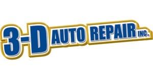 3-D Auto Repair: 235 S Halwood St, Cortland, IL