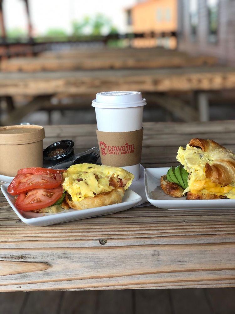 Cowgirl Coffee: 807 Main St, Bandera, TX