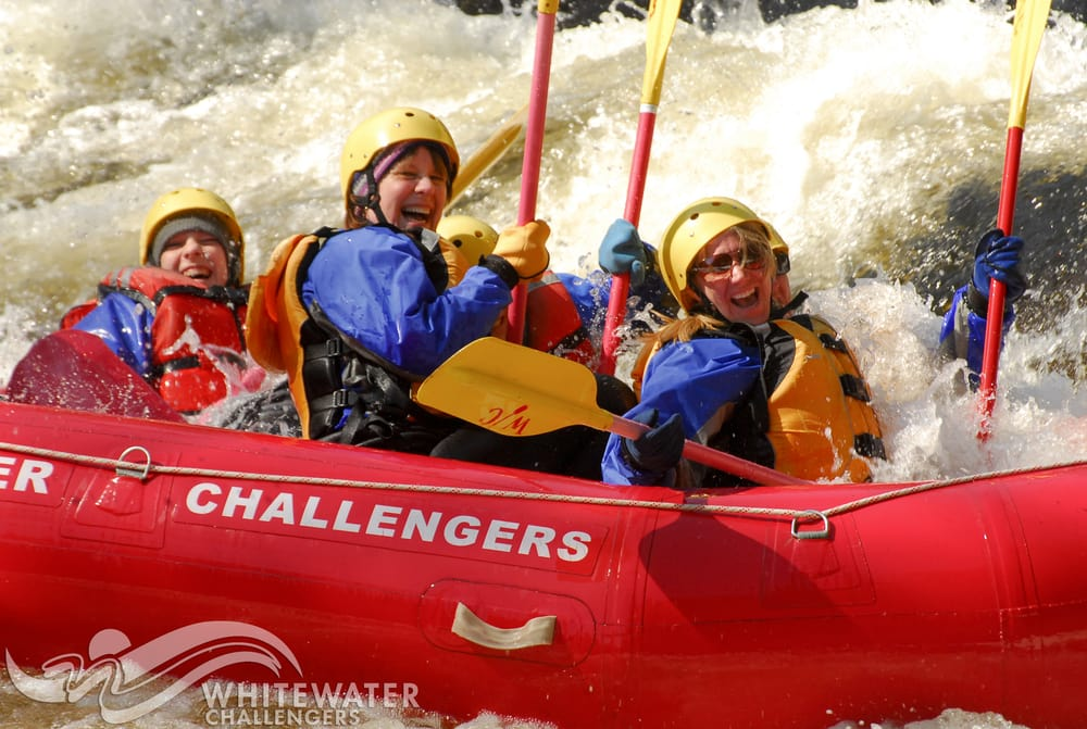 Whitewater Challengers: 4511 State Rt 28, North River, NY