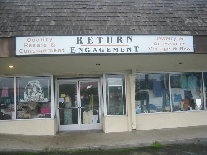 Return Engagement Redondo Beach Ca